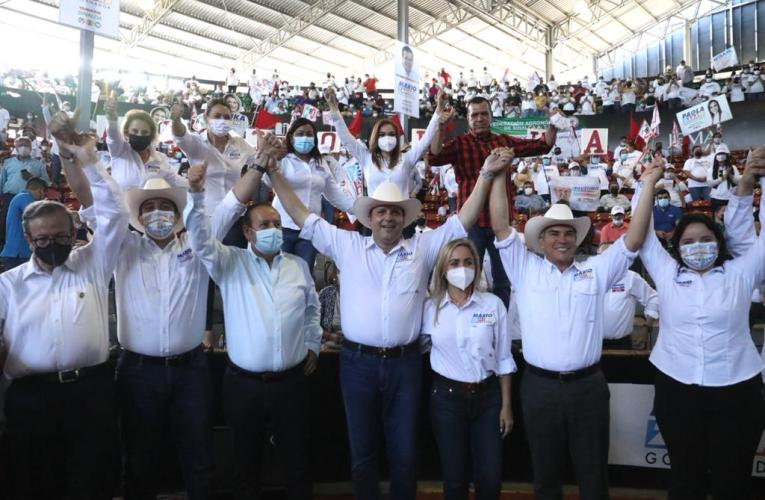 Le sacan la vuelta los de Morena a debatir con Mario Zamora: Alejandro Moreno