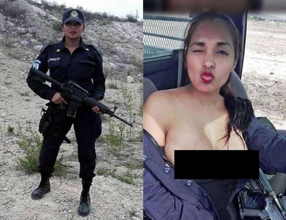 Selfie Policial