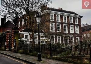 Burgh House museu Hampstead