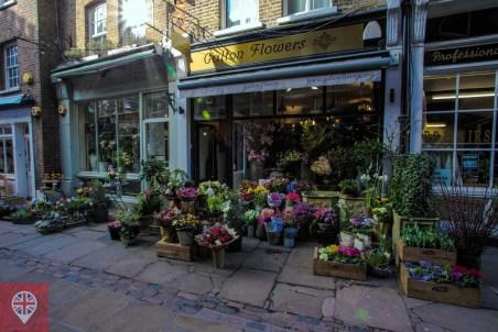 Flask Walk Flower Shop