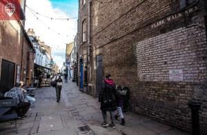 Hampstead Flask Walk