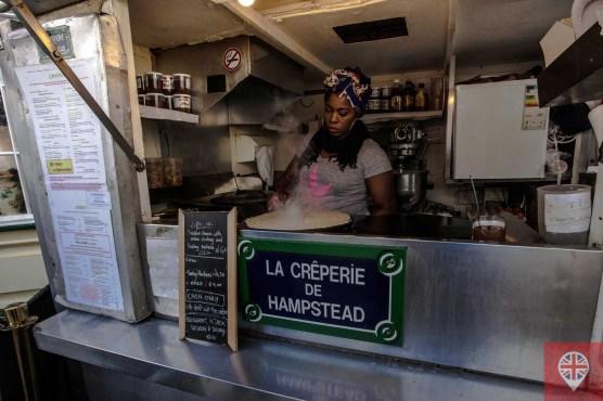 La Creperie de Hampstead