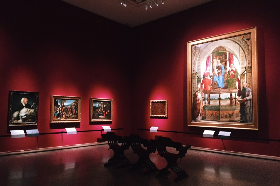 pinacoteca de brera milão
