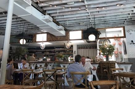 restaurantes em NYC rosemarys