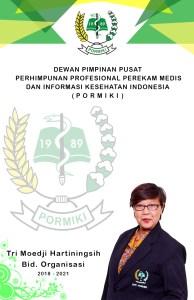 Tri Moedji Hartiningsih, SPd, MPd