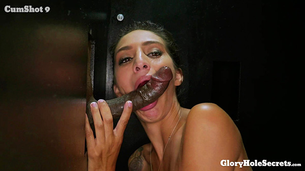 [GloryholeSecrets] Destiny Love – First Glory Hole [1080p 60FPS]