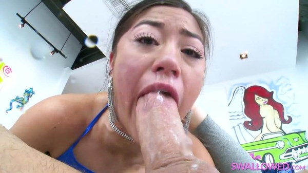 [Swallowed] Kendra Spade – Mouth Watering Action With Kendra [720p]