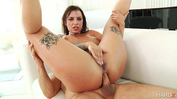 [HardX] Ivy Lebelle – Dp For Ivy [1080p]