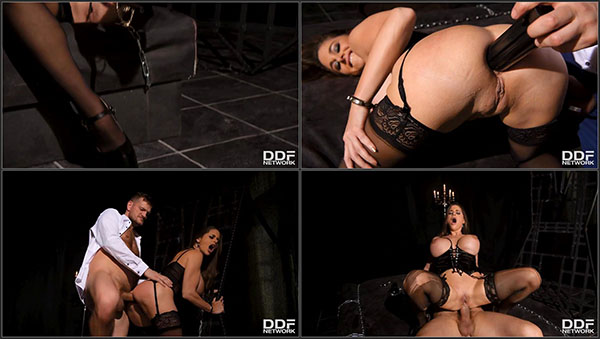 [HouseOfTaboo] Cathy Heaven – In Chains [720p HEVC x265]