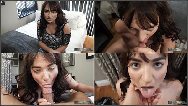 [BadDaddyPOV] Charlotte Cross Needs To Earn Some Money [1080p] (Incest Roleplay)