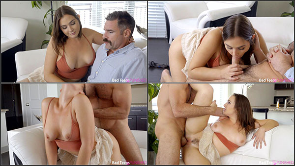 [BadTeensPunished - Nubiles] Blair Williams - She Needs A Spanking [1080p]