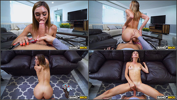 [BangPOV – BangBros] Ana Rose – Sex After Found Masturbating [1080p]
