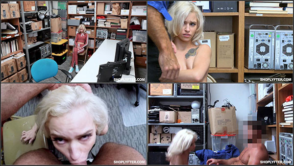 [ShopLyfter] Kiara Cole – Case No 111392 [1080p HEVC x265]