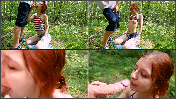 [PornHubPremium] SextaSeptima Picnic At The Park Fuck Sandwiches I Want Cock Piss & Cum! [720p]