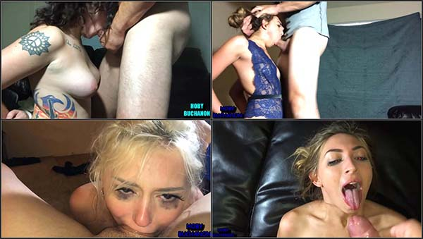 [HobyBuchanon] Rough Facefucking Gagging Cumshots Compilation 6 [720p HEVC x265]