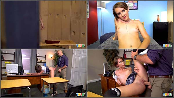 [BangYngr] Nataly Porkman Gets Punished For Being A Naughty Schoolgirl [1080p 30FPS]