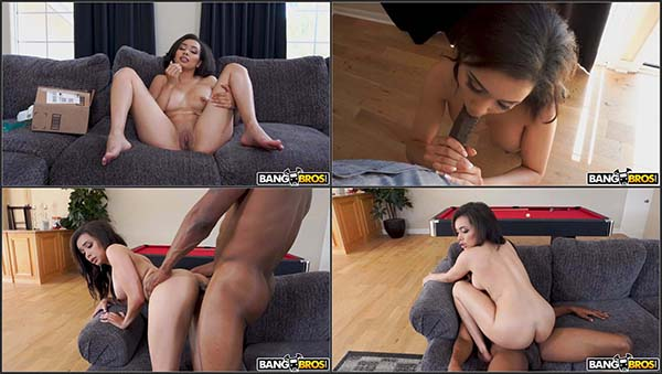 [BangBros - BrownBunnies] Aaliyah Hadid - Aaliyah Gets The Anal She Deserves [1080p 30FPS]