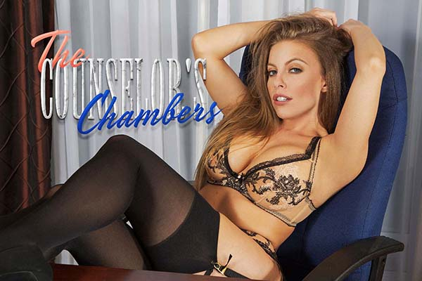 [BadoinkVR] The Counselor's Chambers Starring: Britney Amber (GearVR/DayDream) [1440p 60FPS]