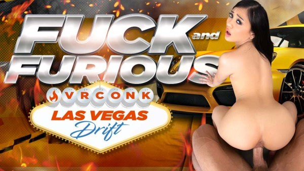 [VRConk] Fuck And Furious Las Vegas Drift - Jasmine Grey (Oculus/Go) [2160p 60FPS]