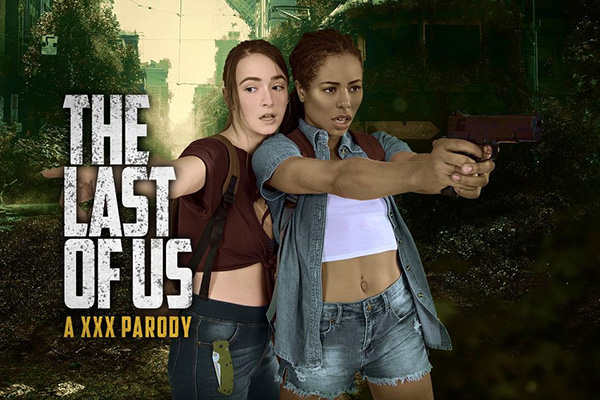 [VRCosplayX] THE LAST OF US A XXX PARODY - Kira Noir and Hazel Moore (GearVR/DayDream) [1440p 60FPS]