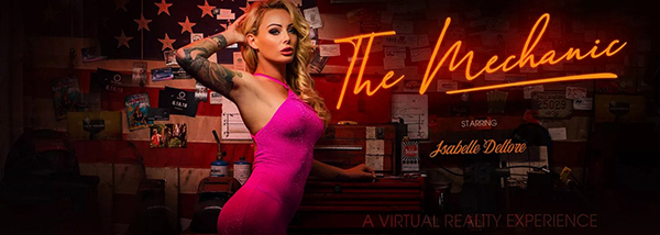 [VRBangers] The Mechanic - Isabelle Deltore (Smartphone) [960p 60FPS]