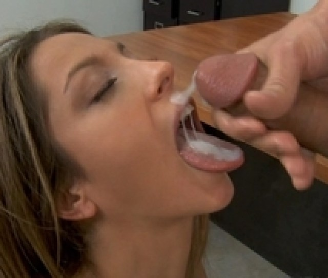 Let Your Teacher Cum Into Your Mouth It Helps