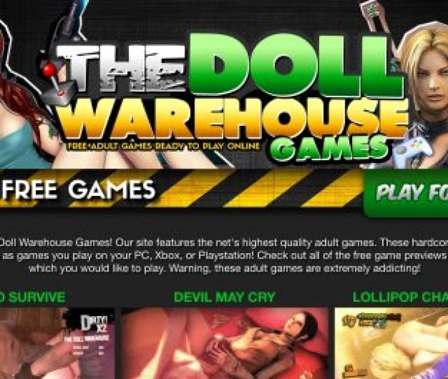 Thedollwarehouse Best Porn Games