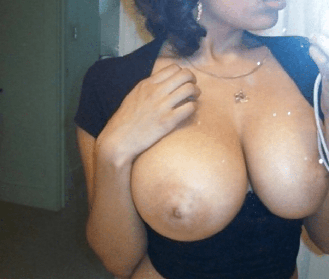 Nice Selfie From Big Tits Latina