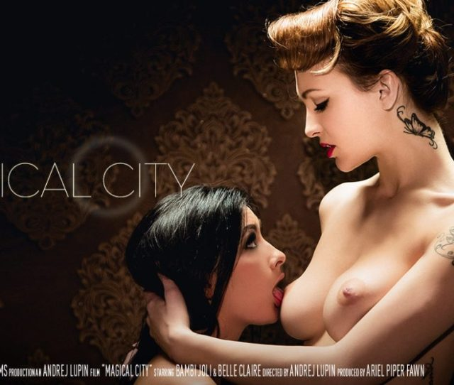 Art House Porn Video Magical City