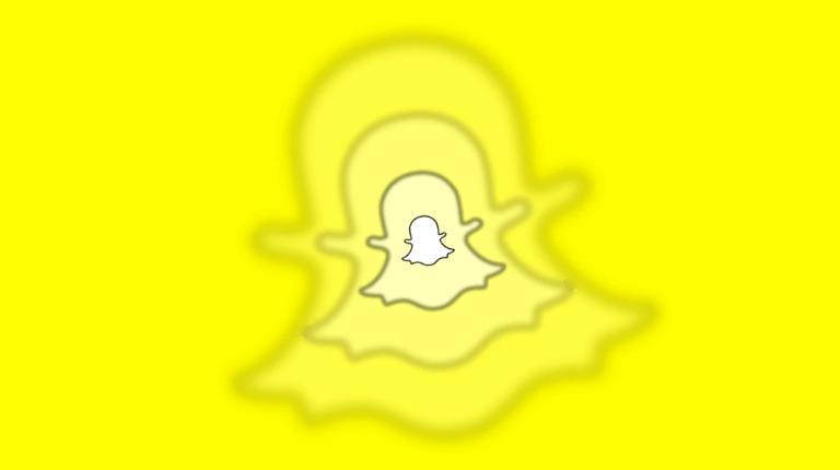 sexy snapchat logo fading