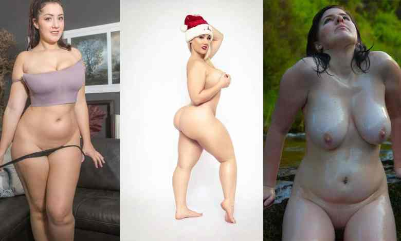 Photo of Top 18 Hottest Curvy and Thick Pornstars in Porn of 2021! [Free Videos]