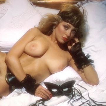 Carina Ragnarsson Penthouse Pet of the month November 1985