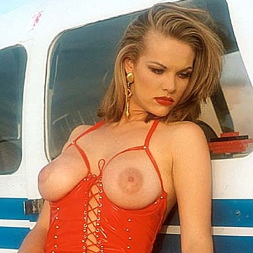 Celeste Jean Penthouse Pet of the month July 1996