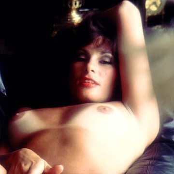 Dominique Maure Penthouse Pet of the month June 1977