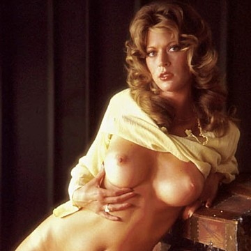 Dusty Jackson Penthouse Pet of the month January 1979
