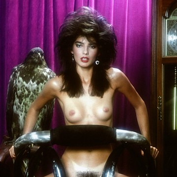 Fasha Penthouse Pet of the month May 1985