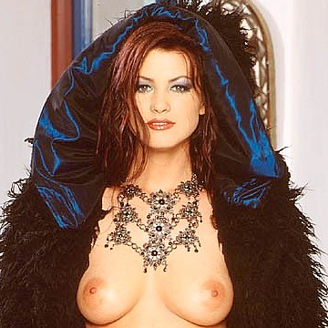 Juliet Cariaga Penthouse Pet of the month December 1997