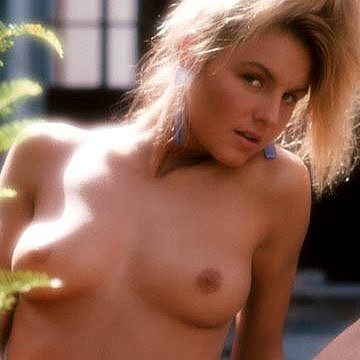 Justine Delahunty Penthouse Pet of the month February 1990