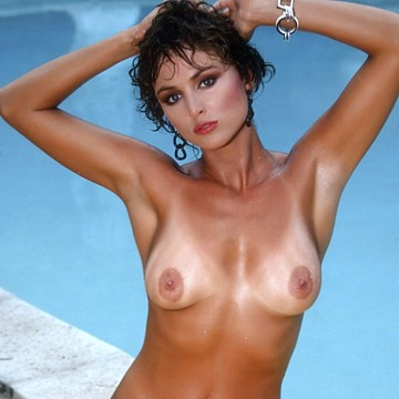Lale Hansen Penthouse Pet of the month November 1983