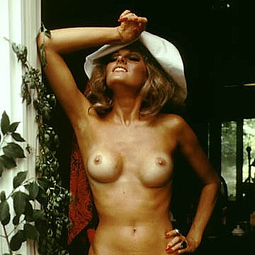 Patricia Cherokee Barret Penthouse Pet of the Month January 1972