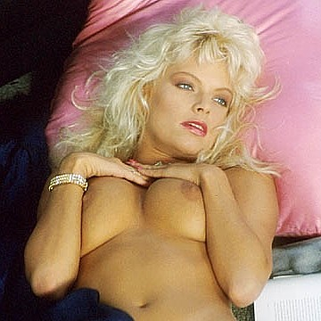 Sunny Woods Penthouse Pet of the month March 1989