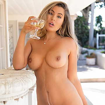 Cherie Noel Penthouse Pet of the Month August 2021