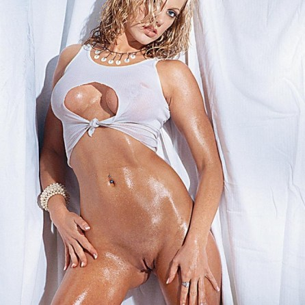 Montana Bay nude in her August 2004 Penthouse Pet Of The Month photo spread 009