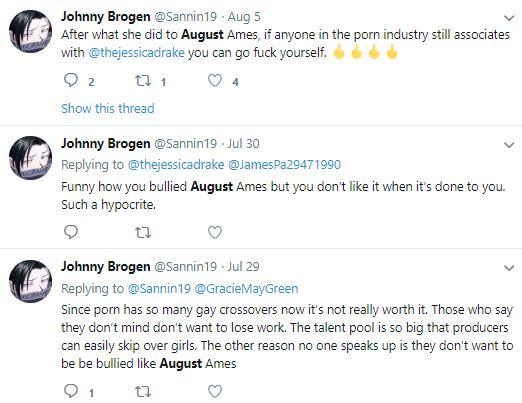 August ames pornwikileaks