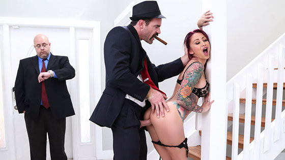 Monique Alexander (The Don Whacks My Wife's Ass / 07.31.2017)