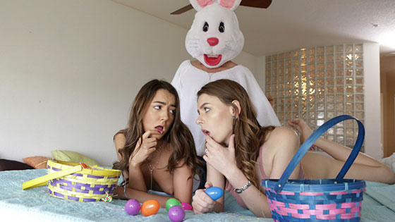 Alex Blake, Lily Adams (Creampie Surprise / 03.23.2018)