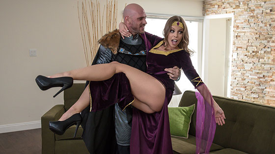 Cucked For Historical Accuracy with Britney Amber