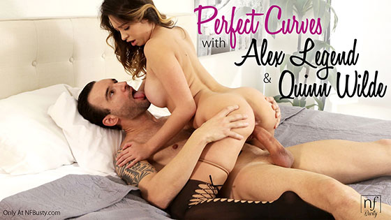 Petite Curves with Quinn Wilde