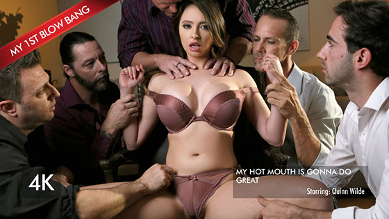 Quinns Hotwife Mouth Will Please Everybody with Quinn Wilde