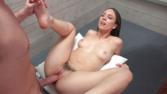 Gets Treated To A Dick Lashing At The Spa with Jade Nile